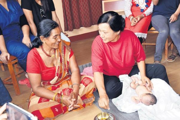 BMN zurück in Nepal 2015/2016